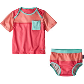 Patagonia Little Sol Swimsuit Children pink